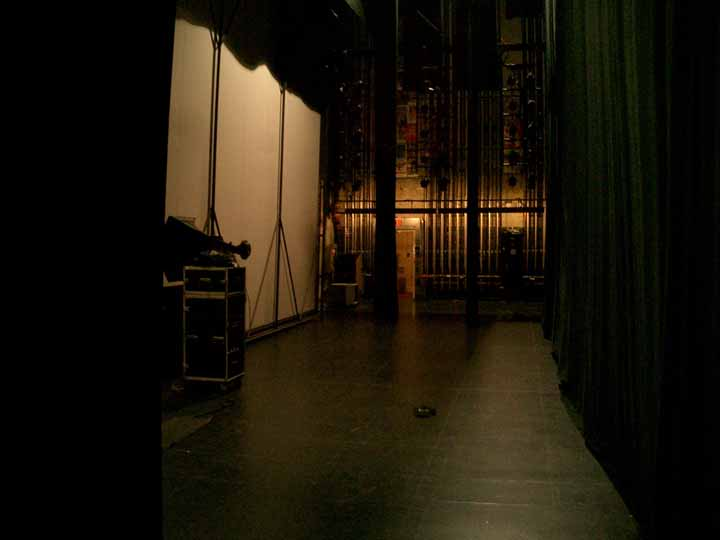 Backstage Palace Theater